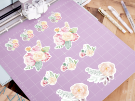 Exclusive Printable Sticker Paper