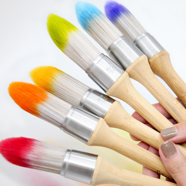 NEW! Stencil Blending Brushes