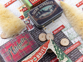 Tim Holtz Idea-ology Christmas