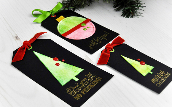 Easy Handmade Gift Tags