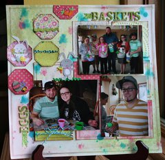 Baskets-Eggs-Family Page 1