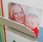 PiggyTales Hide & Seek Flap Album/Book (Detail)