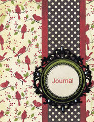 New Holiday Organizer - Journal Section Page