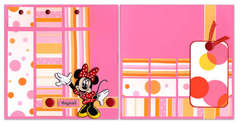 Disney *Photo-Ready* Mini-Album - pg. 8 & 9
