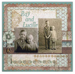 Ray and Lucille