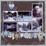 We <3 Snow