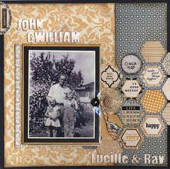 John, Lucille & Ray