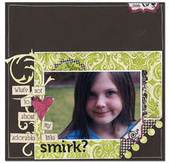Little Smirk