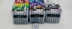 Studio - Copic Marker Ink Refill Bottle Storage