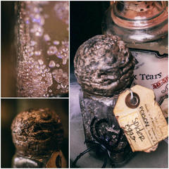 DIY Harry Potter Potions for Halloween: Spider Eggs