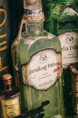 DIY Harry Potter Potions for Halloween: Shrinking Potion