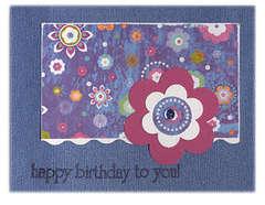 Happy Birthday September - Sapphire