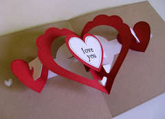 love you card (inside 2) *Sizzix Bigz XL Hearts-a-Plenty Die*