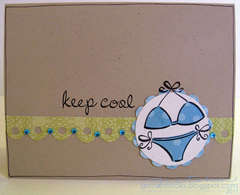 keep cool card