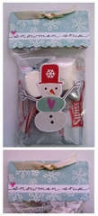 Snowman Soup (for Sizzix Blog Hop)