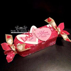 Valentine's Treat Candy Box