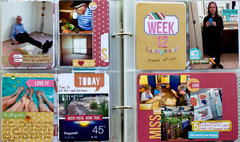 Project Life/Week in Review: Weeks 12 and 13