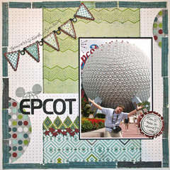 EPCOT *Basic Grey Oliver