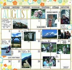 August 2007 – Month in Review **Dream Street Papers**