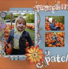 *~ Pumpkin Patch ~*