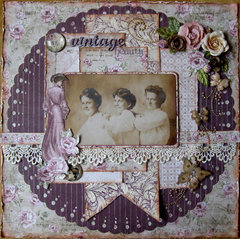 Vintage Beauty (Swirlydoos)