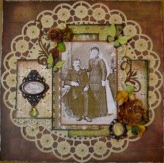 A Victorian Wedding*
