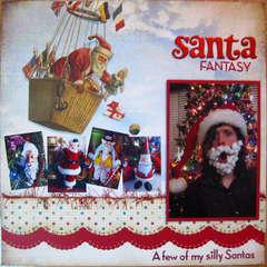 Santa Fantasy