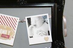 Polaroid Frames Home Decor