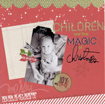 Children are the Magic of Christmas