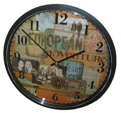 European Altered Clock
