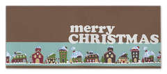 Gingerbread Houses Card