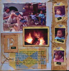Campfire Stories - Right Page