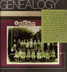 G = Genealogy
