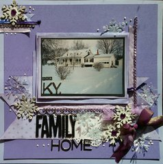 our KY family home