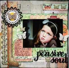 Pensive Soul
