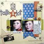 Sir Talk-A-Lot