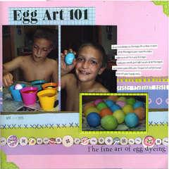 Egg Art 101