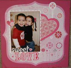 *Sweet Love*