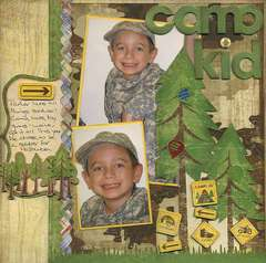 Camo Kid