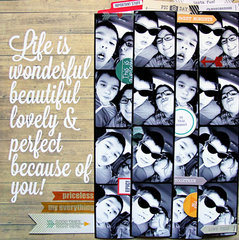 Life is Wonderful…*Chic Tags*