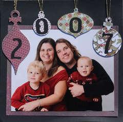 2007 Christmas Photo