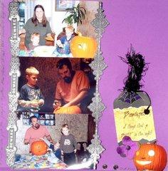 Beware Pumpkin Carving