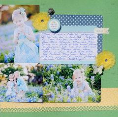 Blue Bonnets- Family Joy