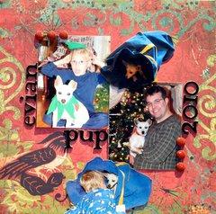 Evian Pup 2010