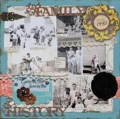 1940 Family History