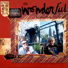 Wonderful Wizarding World