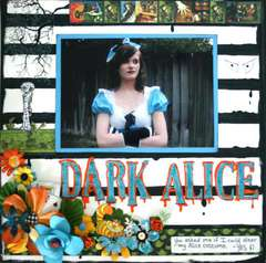 Dark Alice Page 1