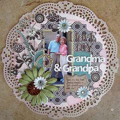 I Love My Grandma & Grandpa