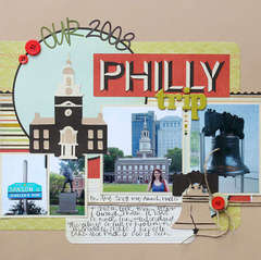 Our 2008 Philly Trip