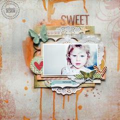 Sweet *Pink Paislee*
